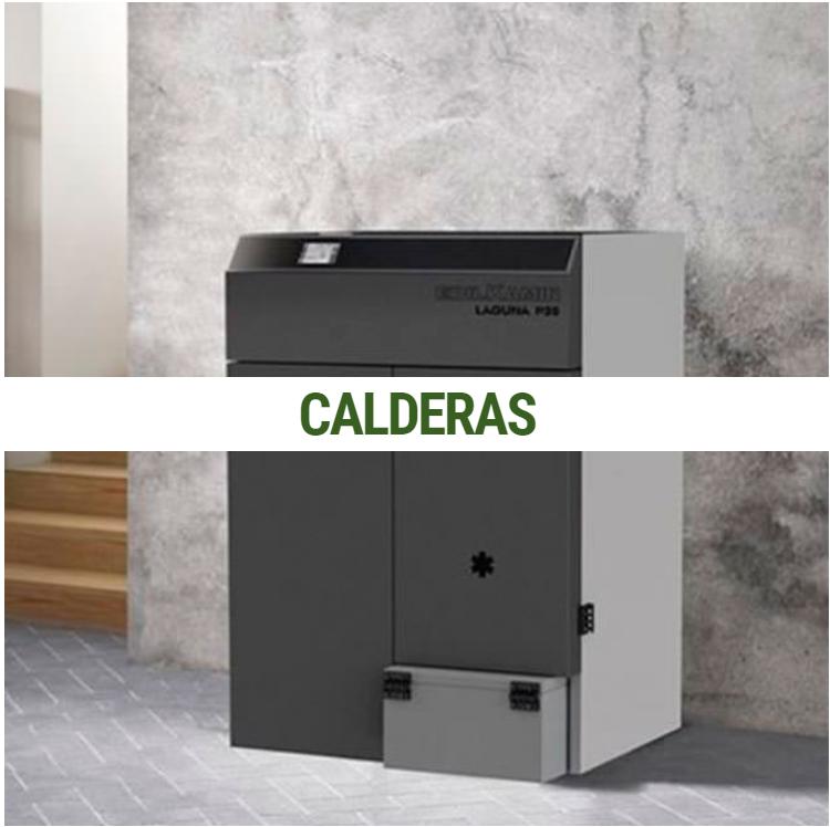 Calderas Pellets